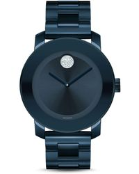 Movado Bold - Museum Dial Stainless Steel Watch - Lyst