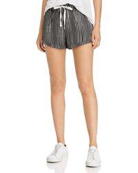 Billabong Road Trippin Striped Shorts - Black