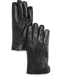 Bloomingdale's - Fur-lined Gloves - Lyst