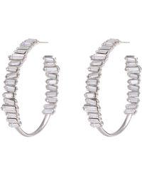 Melissa Lovy - Serena Hoop Earrings - Lyst