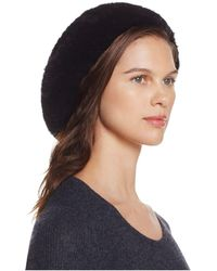 Maximilian - Mink Fur Knit Hat - Lyst