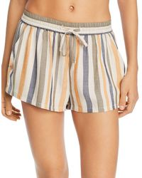 Onia - Aleen Cover-up Shorts - Lyst