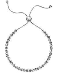 Officina Bernardi - Moon Bead Bracelet - Lyst