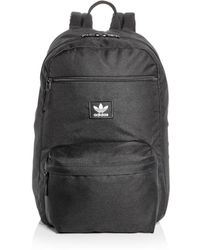 adidas Originals Classic Camouflage Backpack in Black for Men - Lyst dd98121c384df