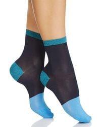 Happy Socks - Hysteria Liza Ankle Socks - Lyst