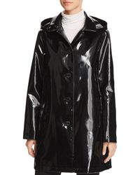 Jane Post - Iconic Slicker Raincoat - Lyst