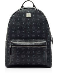 MCM | Visetos Large Stark Backpack | Lyst
