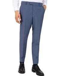 The Kooples - Sweet Fog Slim Fit Wool Trousers - Lyst
