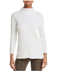 French Connection - Molly Mozart Textured Sweater - Lyst