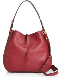 Annabel Ingall - Brooke Leather Hobo - Lyst