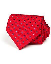 Bloomingdale's - Small Florette Wide Tie - Lyst