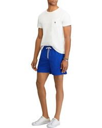 aca86dc78 Polo Ralph Lauren Nylon Traveler Swim Shorts (key West Orange) Men s ...