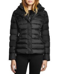 Dawn Levy - Miki Hooded Short Puffer Coat - Lyst