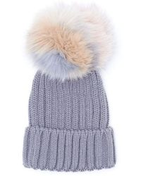 Jocelyn - Fur Hat - Lyst