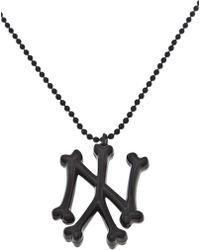 SSUR - Ny Bones Necklace - Lyst