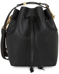 Sophie Hulme - Nelson Mini Leather Shoulder Bag - Lyst