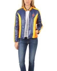 Mother - The High Flyer Jacket In Orange - Lyst