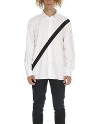 Public School - Neruda Button Up Shirt - Lyst