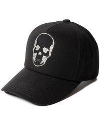 Lucien Pellat Finet - Skull Cap - Lyst
