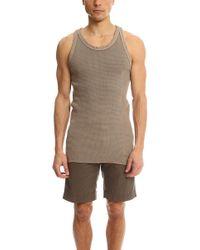 V :: Room - Knit Tank - Lyst