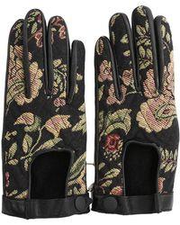 Rag & Bone - Chevron Quilted Driving Gloves - Lyst