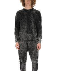 Robert Geller - Acid Wash Crewneck - Lyst