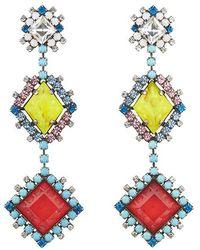 DANNIJO - Esposa Earrings - Lyst