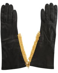 3.1 Phillip Lim - Leather Fringed Glove - Lyst