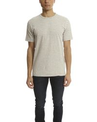 Norse Projects - James Brushed Cotton T Shirt - Lyst