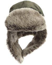 Woolrich - Arctic Cap - Lyst