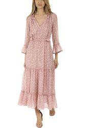 MISA - Lucinda Dress Multi - Lyst