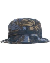 Norse Projects - Botanical Reversible Bucket Hat - Lyst