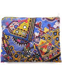 Simone Camille - The Clutch Red - Lyst