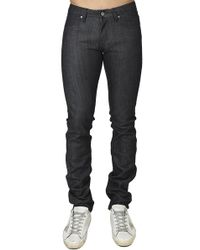 Naked & Famous - Skinny Guy Cashmere Stretch Denim - Lyst