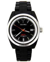Triwa - Black Bullit Watch - Lyst