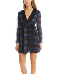Thakoon Addition - Lace Striped Dress - - Lyst