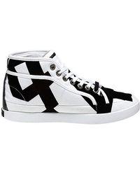 c7429f66901f5c Lyst - PUMA Alexander Mcqueen Tech Runner Mid Athletic   Sneakers in ...