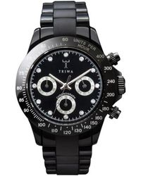 Triwa - Beluga Chrono Watch - Lyst