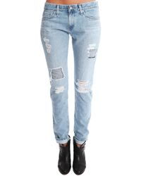 AG Jeans - The Nikki Relaxed Skinny - Lyst