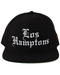 Blue & Cream - Los Hamptons Snapback - Lyst