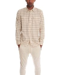 Timo Weiland - Walter Workman Buttondown Shirt - - Lyst