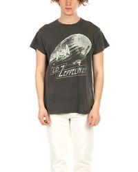 dcc60d0ca Gucci Glitter Logo Cotton T-shirt in Black for Men - Lyst
