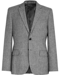 Reiss - Walsh Mottled Modern Fit Blazer - Lyst