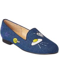 Jon Josef - Flying Saucer Denim Loafer - Lyst