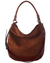 Frye - Melissa Whipstitch Hobo Bag - Lyst