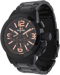 TW Steel - Watch Kelly Rowland Edition Chronograph Black Tw-312 - Lyst