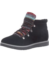 Skechers - Bobs Women's Alpine-s'mores Ankle Bootie - Lyst