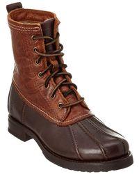 Frye - Women's Veronica Leather Duck Boot - Lyst