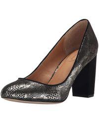 Corso Como - Womens Anya Fur Closed Toe Classic Court Shoes - Lyst