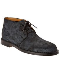 Cole Haan - Glenn Suede Chukka Boot - Lyst